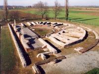 Bene Vagienna, teatro romano, Augusta Bagiennorum, foto Alessandrini