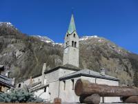Gressoney Saint Jean - Parrocchiale S. Giovanni Battista