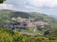 Veduta panoramica di Petralia Sottana (PA) - foto di M. Di Giovanni