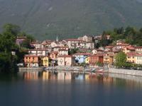 Veduta del borgo di Mergozzo