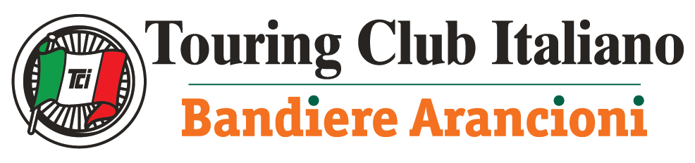 Touring Club - Bandiere Arancioni