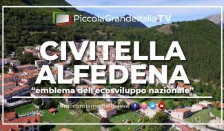Embedded thumbnail for Civitella Alfedena