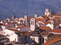 Veduta panoramica di Agnone