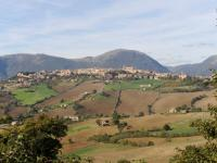 Camerino e il suggestivo panorama circostante, foto di R. Di Girolamo