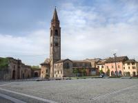 Il centro storico di Pizzighettone