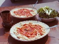 Un piatto di orecchiette, uno dei piatti tipici di Cisternino, foto di M. Zizzi